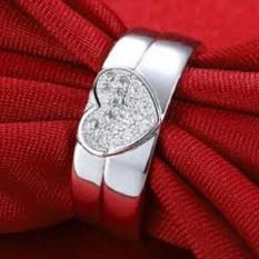 cincin kawin Palladium murah berkualitas ASA0017
