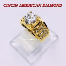 CINCIN SUPER MEWAH AMERICAN DIAMOND KODE 01