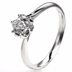 Review Tentang Cincin Tunangan Tiaria Dhtxdfj014 Ring Perhiasan Cincin Emas 18K Dan Berlian