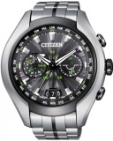 Jual Citizen Eco Drive Satellite Wave Air Cc1054 56E Jam Tangan Pria Silver Citizen Original