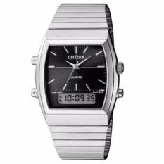 Citizen JM0540-51E Quartz Alarm Chronograph Analog Digital Men's Watch