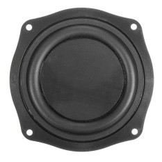 Claite 4 inch Bass diaphragm Speaker Bass Film passive board With plastic stand - intl
