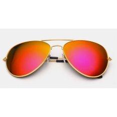Jual Classic Fashion Polarized Sunglasses Pria Wanita Colorful Reflektif Lapisan Lensa Eyewear Aksesoris Sun Glasses Iuml Frac14 710 Bingkai Emas Pink Barbie Iuml Frac14 8240 Lengkap