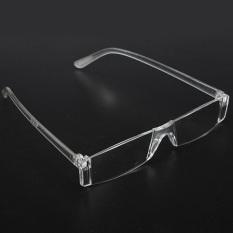 Toko Jelas Tanpa Bingkai Kacamata Baca 1 00 Dengan 4 00 Diopter 1 50 Terlengkap