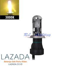 Beli 1Bh Bohlam Lampu Bulb Hid H4 Magnetig Sparepart 3000K Kuning Gold Murah North Sumatra