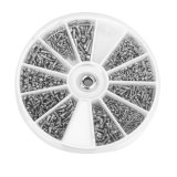 Harga Cocotina 1000 Buah Set Stainless Steel Baut And Mur Berbagai Macam Kit Alat Untuk Memperbaiki Kacamata Kacamata Matahari Jam Perhiasan Cocotina Baru