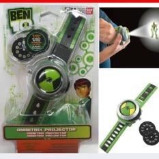 CoCoXi Funny Kids Children Christmas Ben 10 Force Wrist Projectorwatch Gift - intl