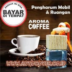 COD - Pengharum Mobil Parfum Pewangi Aroma Kopi Coffee Wangi Pekat Rungan Interior