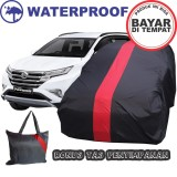 Review Cod Sarung Cover Body Mobil Daihatsu Terios Toyota Rush 2018 Xpander Waterproof Anti Air Selimut Penutup Coverban Com