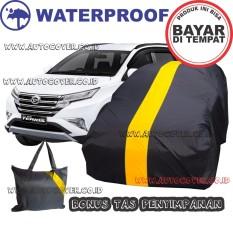 COD - Sarung Cover Body Mobil Daihatsu Terios Toyota Rush Xpander Penutup Pelindung Bodi Waterproof