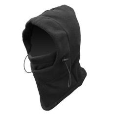 Harga Collagen Masker Kupluk Helm Buff Topi Syal Scarf Motor Camping Gunung Polar 6 In 1 Hitam Yang Murah Dan Bagus