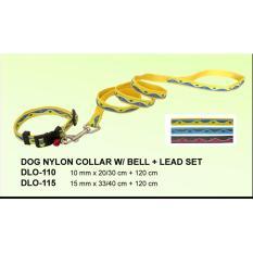 Beli Collar And Lead Tali Pengikat Hewan Anjing Kucing Dlo 110 Multi Dengan Harga Terjangkau