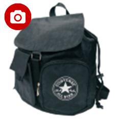 Converse Lifestyle Bag Wrinkle - Hitam