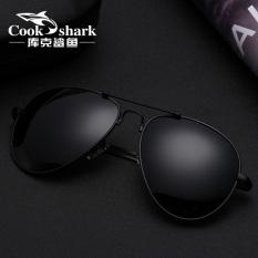 Review Cookshark Kaca Mata Hitam Pria Berpolarisasi Di Tiongkok