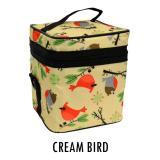 Review Cooler Bag Ztwo Cream Bird Tas Penyimpan Asip Atau Minuman Dingin Terbaru