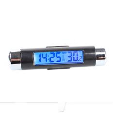 Spesifikasi Corning Jam Digital Dan Temperatur Mobil Hitam Terbaru