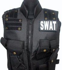Spesifikasi Cosh Rompi Bikers Protector Model Swat Merk Cosh