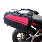 Jual Cosh Sidebag Tas Samping Motor Oval Hardcase Stripping Merah Antik