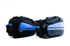 Tips Beli Cosh Sidebag Tas Samping Motor Oval Stripping Biru Yang Bagus