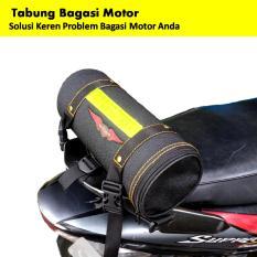 Spek Cosh Tabung Jas Hujan Tabung Tas Motor Dengan Rangka Paralon Untuk Biker
