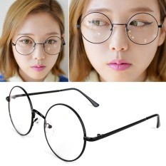 Cosplay Harry Potter Dress Up Spectacles Fashion Glasses Black - intl