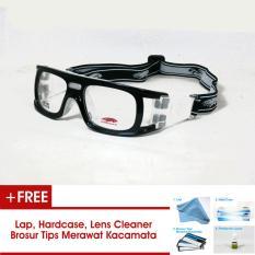 Cougar CG09 Frame Kacamata Olahraga Futsal / Basket Bisa Dipasang Lensa Minus Di Optik Terdekat