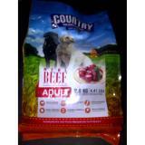 Harga Country Dog Food *D*Lt Real Beef Formula Australia 2 Kg Country Barn