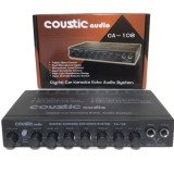 Harga Coustic Audio Ca108 Parametric Digital Car Karauke Asli