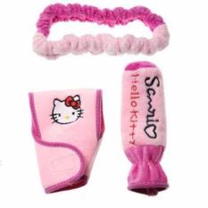 Harga Cover 3 In 1 Pink Kitty For Lady Driver Pengemudi Wanita Cover Persneling Rem Spion Aksesoris Variasi Untuk Semua Merk Dan Type Mobil Freed Sienta Ayla Agya Sigra Dll Online Dki Jakarta