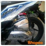 Obral Cover Cvt Beat Fi Beat New Pgmfi Chroom Murah