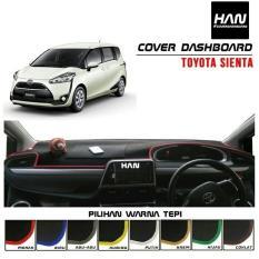 Cover Dashboard Toyota Sienta