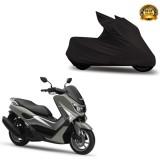 Beli Cover Mantroll Sarung Motor Yamaha Nmax Abs Hitam Mantroll Online