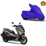 Spesifikasi Cover Mantroll Sarung Motor Yamaha Nmax Biru Paling Bagus