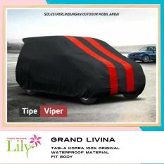 Cover Mobil Grand Livina Waterproof / Sarung Mobil Grand Livina