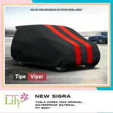 Cover Mobil Sigra Waterproof / Sarung Mobil Sigra