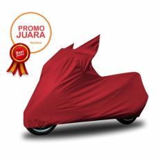 Cover Motor Honda PCX - Merah