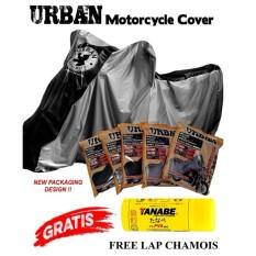 Cover Motor Sarung Motor Urban bebek Matic Vario Mio Satria Supra Jupiter Vega Revo Smash F1ZR Astrea