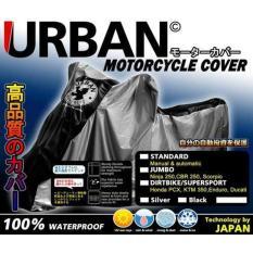Cover Motor Urban Mantel Selimut Size Standart Waterproof Motor Matic Bebek Mio Beat Vario Scoopy Supra