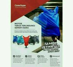 COVER MOTOR YAMAHA R25 ANTI AIR 70% MURAH BERKUALITAS