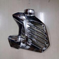 Cover Radiator Yamaha Aerox 155 Chrome Dki Jakarta Diskon 50