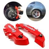 Cover Rem Disc Brake Brembo Medium Sedang 4 Pot 24Cm M Otomobil Diskon