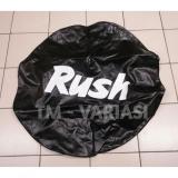 Harga Cover Sarung Ban Serep Logo Rush Size L Semi Kulit Tidak Tembus Air Tmv Baru