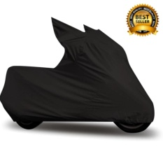 Cover / Sarung Motor Honda Megapro 150cc - (Black Exclusive)
