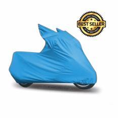 Cover Sarung Motor Honda Vario 150Cc Biru Tosca Asli