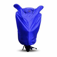 Jual Cover Sarung Motor Khusus All Vespa Warna Biru Universal Online