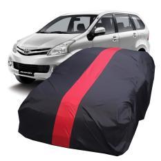 Cover Sarung Selimut Body Mobil Avanza Baru & Lama Waterproof Merah