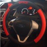 Jual Cover Sarung Stir Setir Steer Mobil Universal Camaro Hitam Merah Lengkap