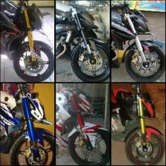 Cover Shock Model USD Buat NVL- CB150R- Byson- Old Vixion- Verza- NMP.