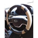 Dapatkan Segera Cover Stir Sarung Setir Mobil Ultimate Dash Krem Size S