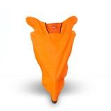 Harga Cover Super Cover Motor M Orange Terbaru